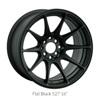 XXR Wheels - 527 SUPER STRETCH Flat Black