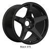 XXR Wheels - 575 THE SHERIFF Gloss Black