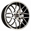Drag Wheels - DR-37 Black Machined