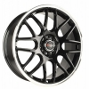 Drag Wheels - DR-37 Black